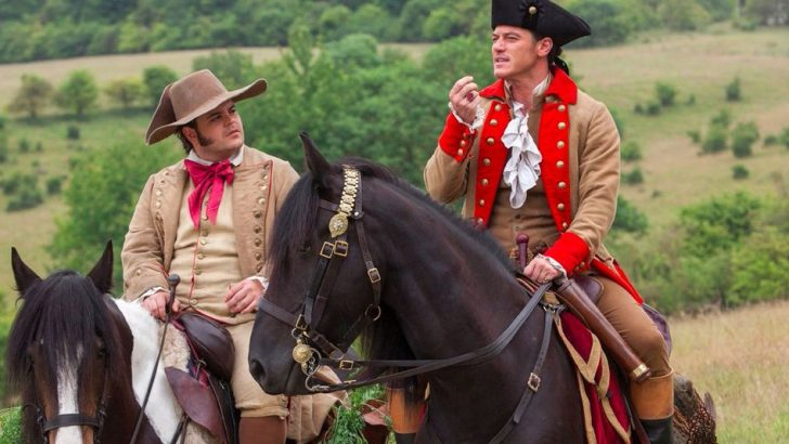 Disney orders Gaston from 'Beauty and the Beast' miniseres