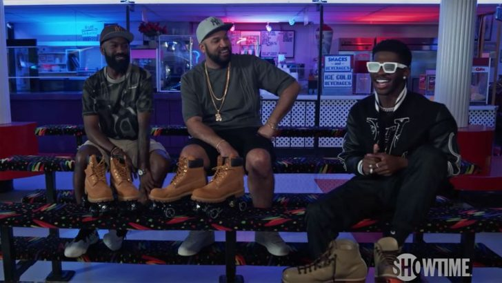Desus and Mero going rollerskating with Lil Nas X is just good wholesome fun