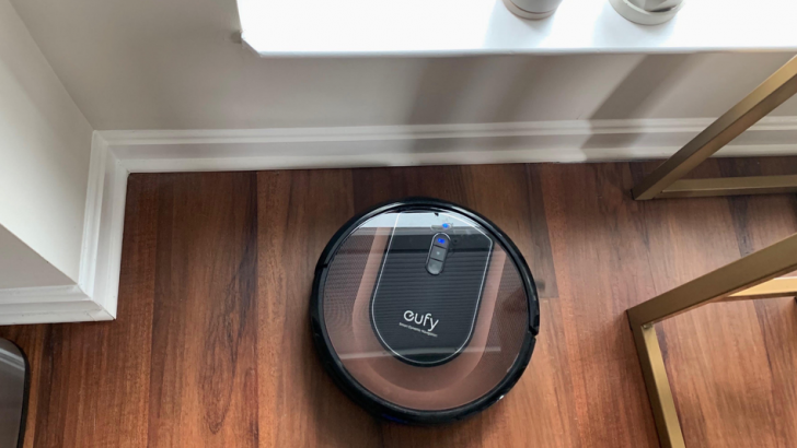 Eufy's RoboVac G30 is the quietest vacuum-mop you'll ever meet