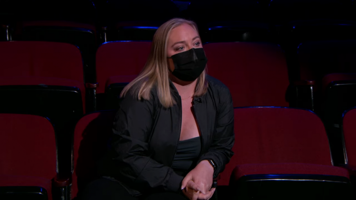 Jimmy Kimmel grills a SpaceX rocket scientist for the real scoop on UFOs (or UAPs, whatever)