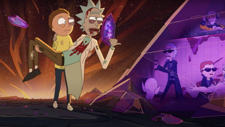 Watch 'Rick and Morty's season 5 premiere for free on YouTube right now