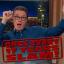 Stephen Colbert made the perfect cicada joke after Joe Biden's flying encounter