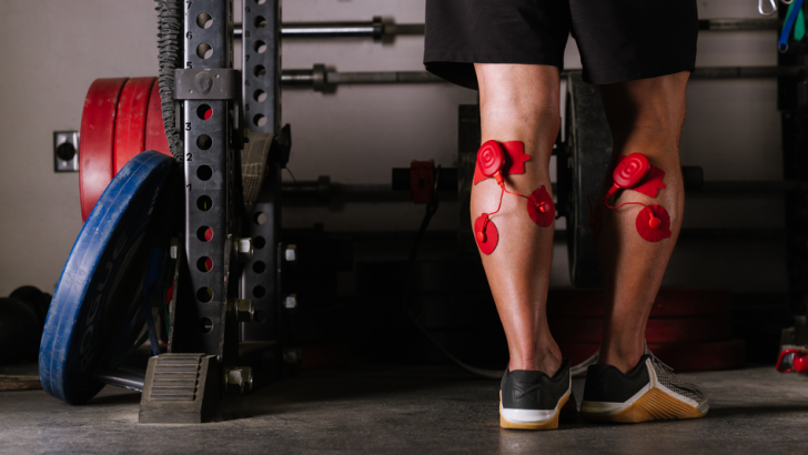 Therabody's PowerDot 2.0 made my return to the gym way less painful