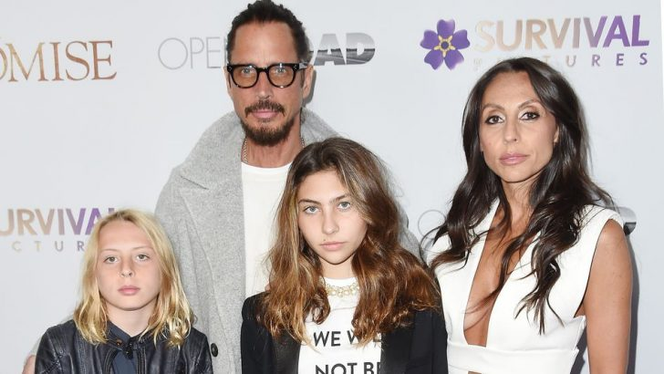 Chris Cornell's wife posts heartbreaking Christmas video
